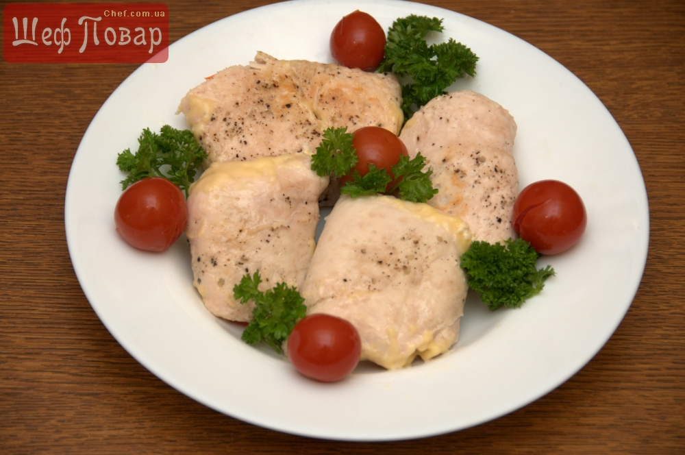 Рецепты из куриной грудки от шеф поваров