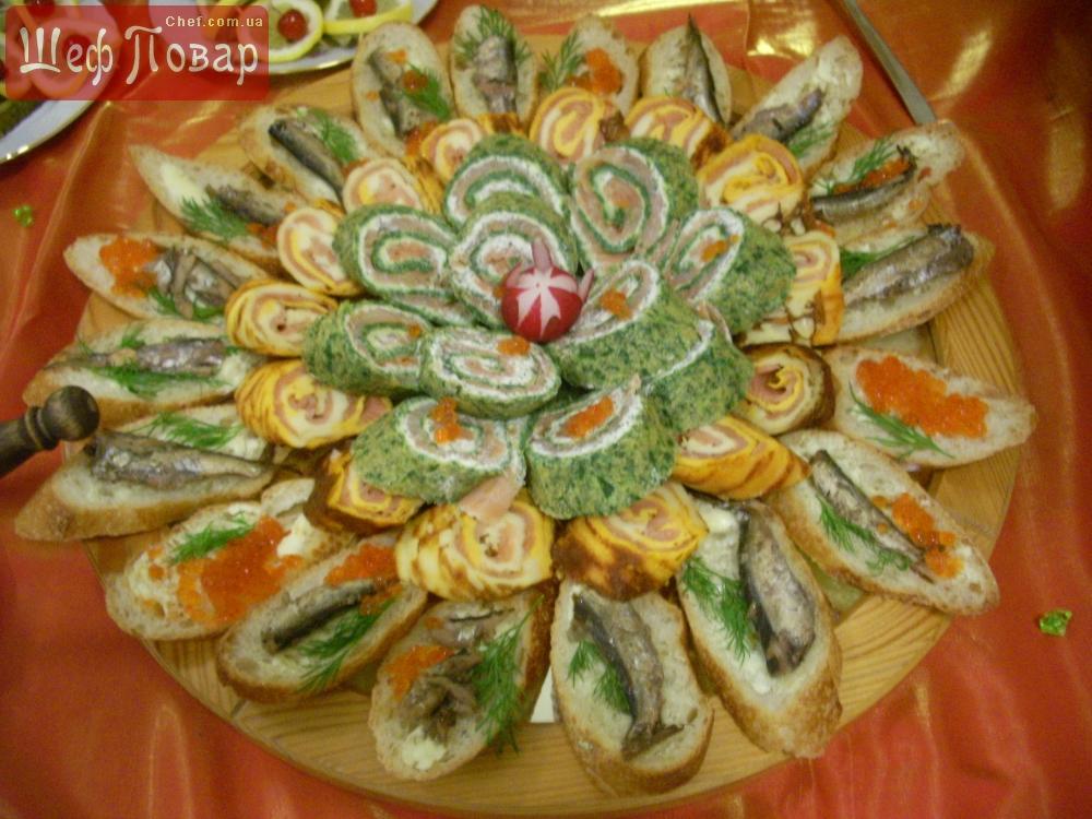 Рулеты рыбные рецепты простые и вкусные