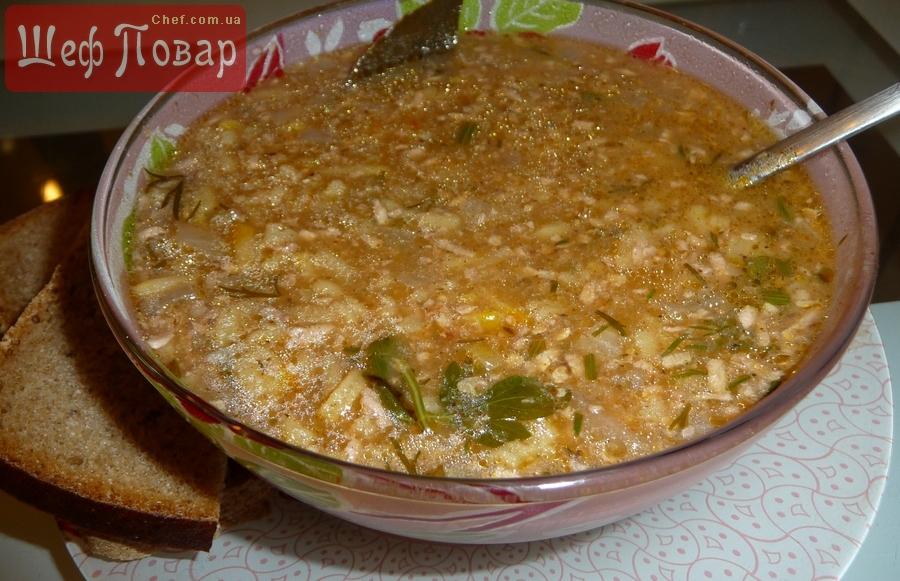кулинарные рецепты суп харчо видео