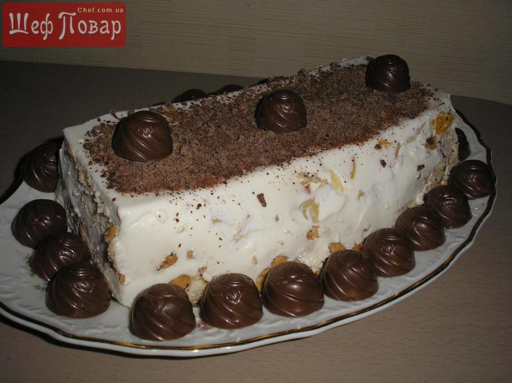 Десерты и торты из творога фото 3