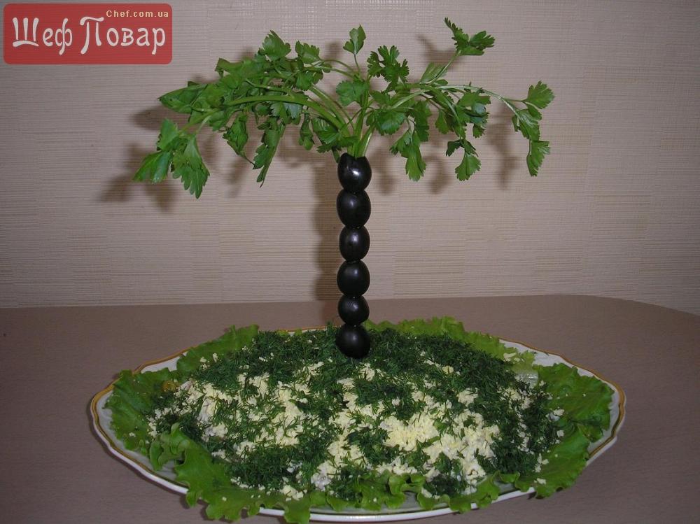 Пальмы и рецепты