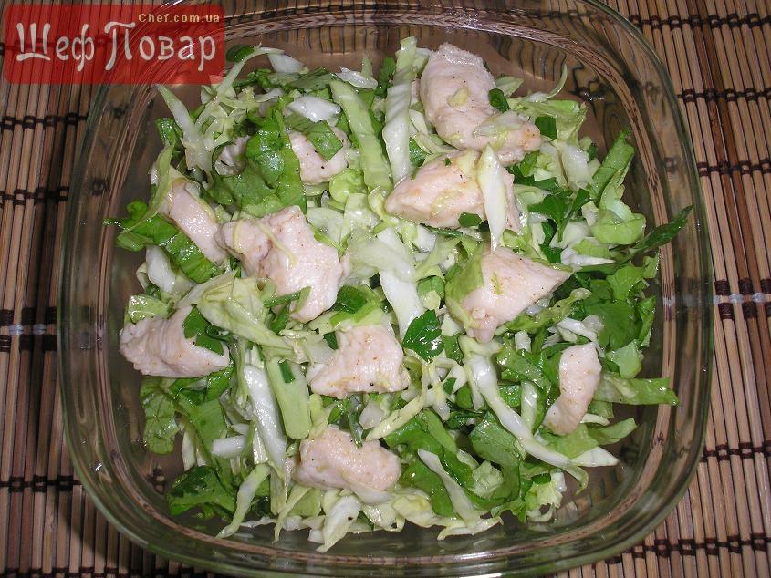 рецепт салат цыганка