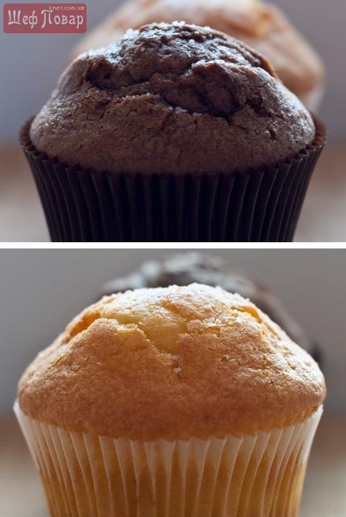 Кексы с ванилью рецепты