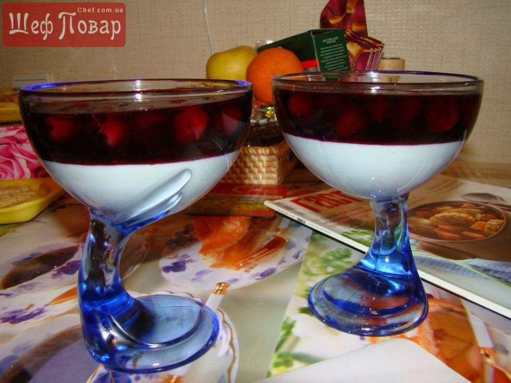 десерты в креманках рецепты с фото легкие
