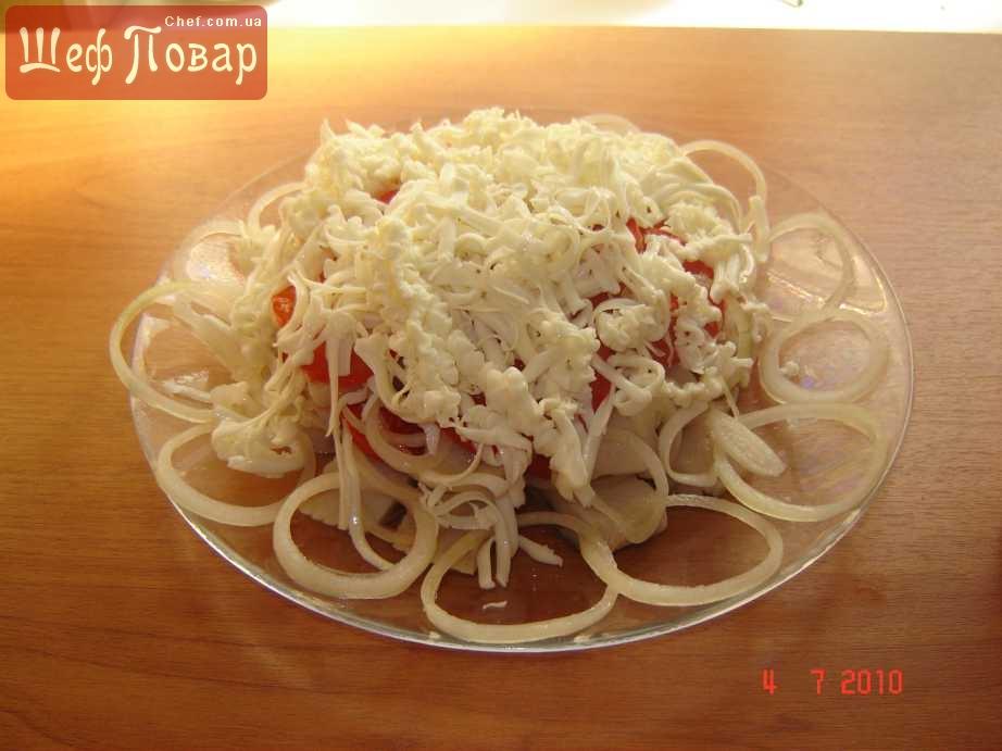 салат уральский рецепт с фото