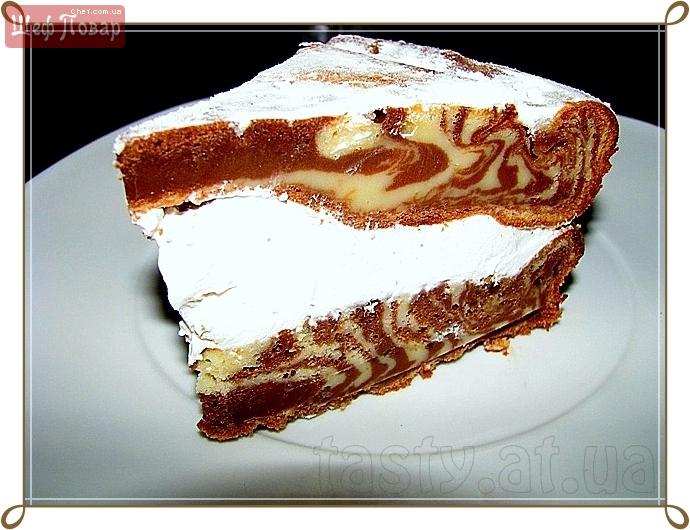 торт мраморный рецепт c фотографиями