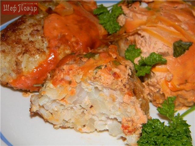 Голубцы ленивые овощи рецепты шеф