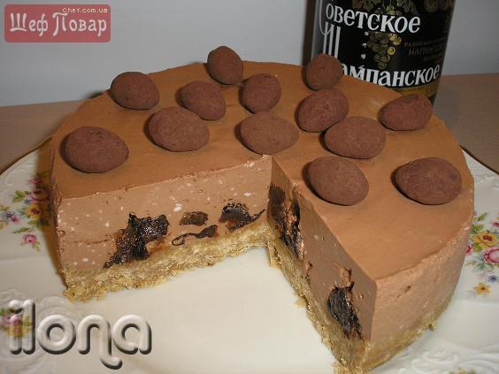 простые рецепты шоколадный торт