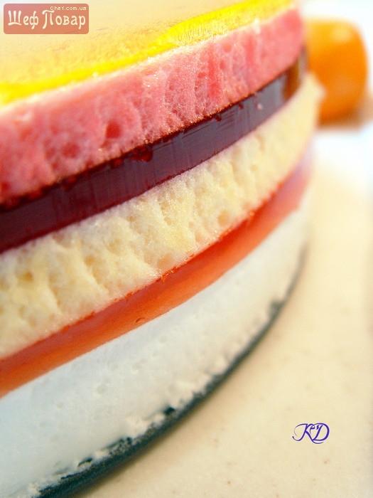 Желе торт видео рецепты 24