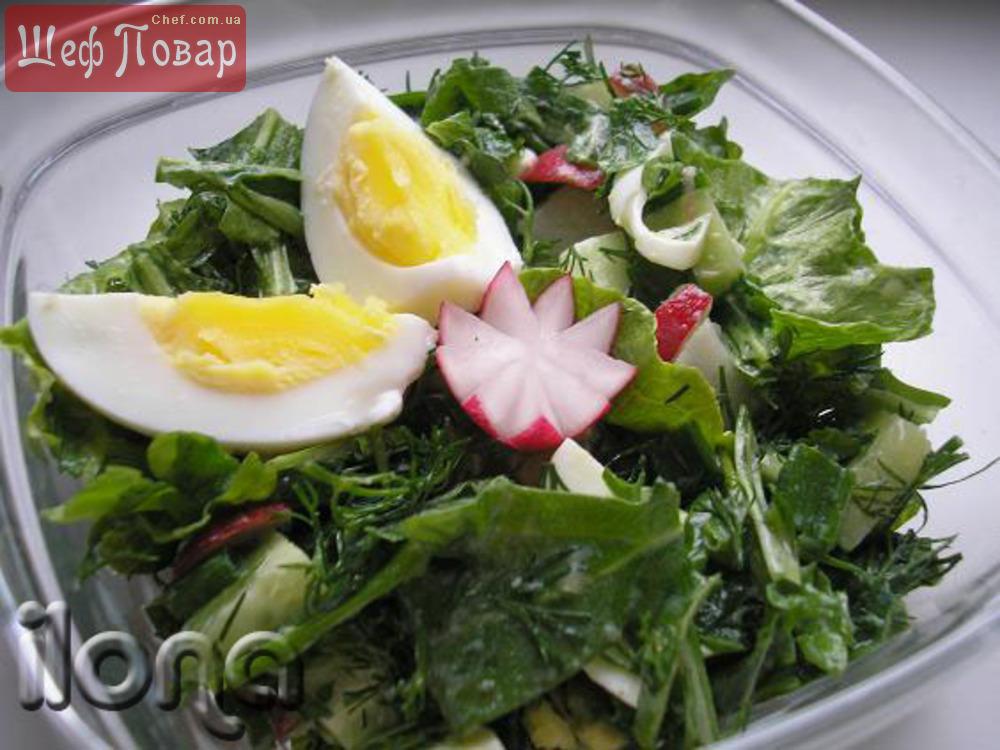 весенние вкусные и простые салаты рецепты