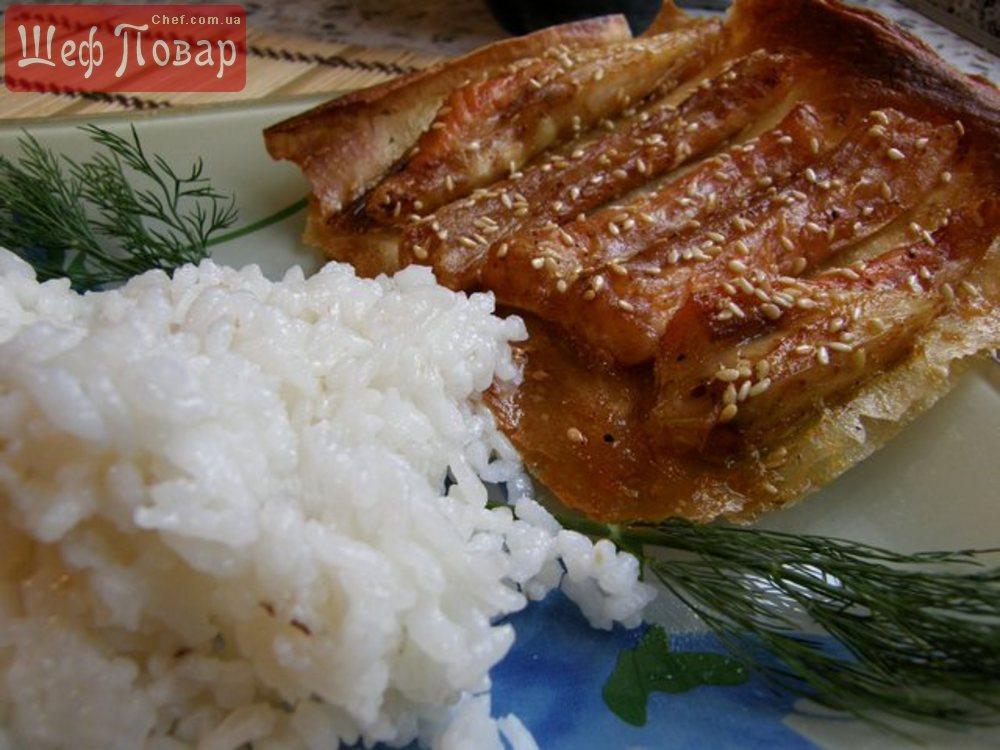 Рецепты из брюшек семги с фото
