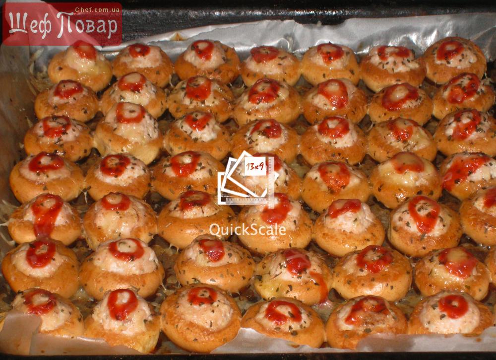 Сушки с фаршем в духовке рецепт с фото пошагово