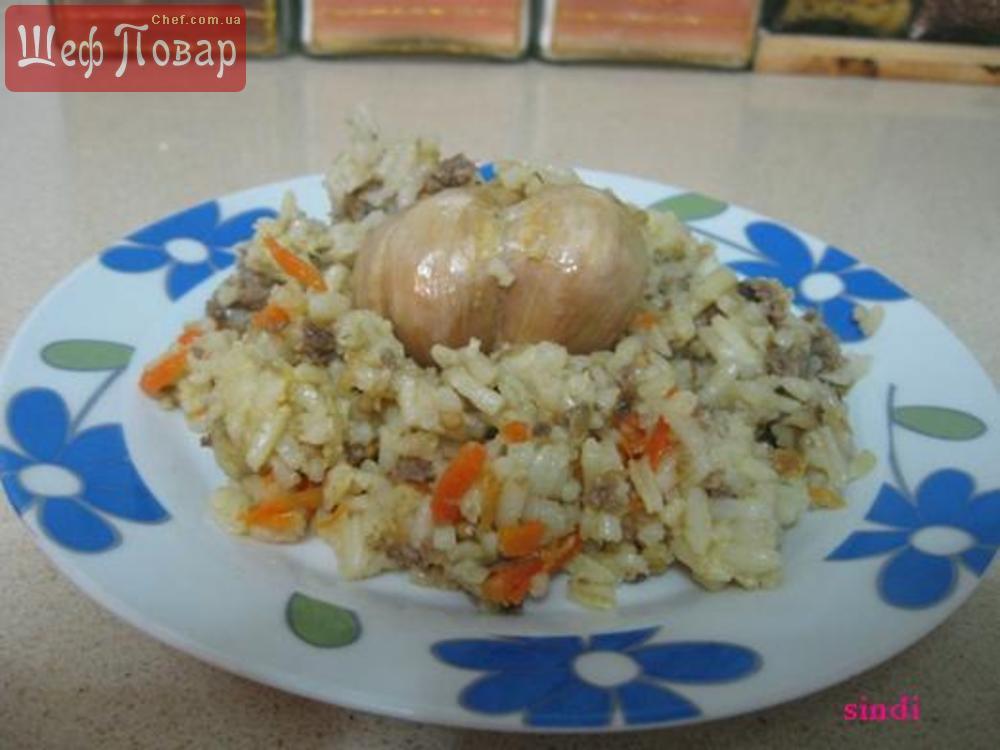 Что можно приготовить из риса и мяса рецепты