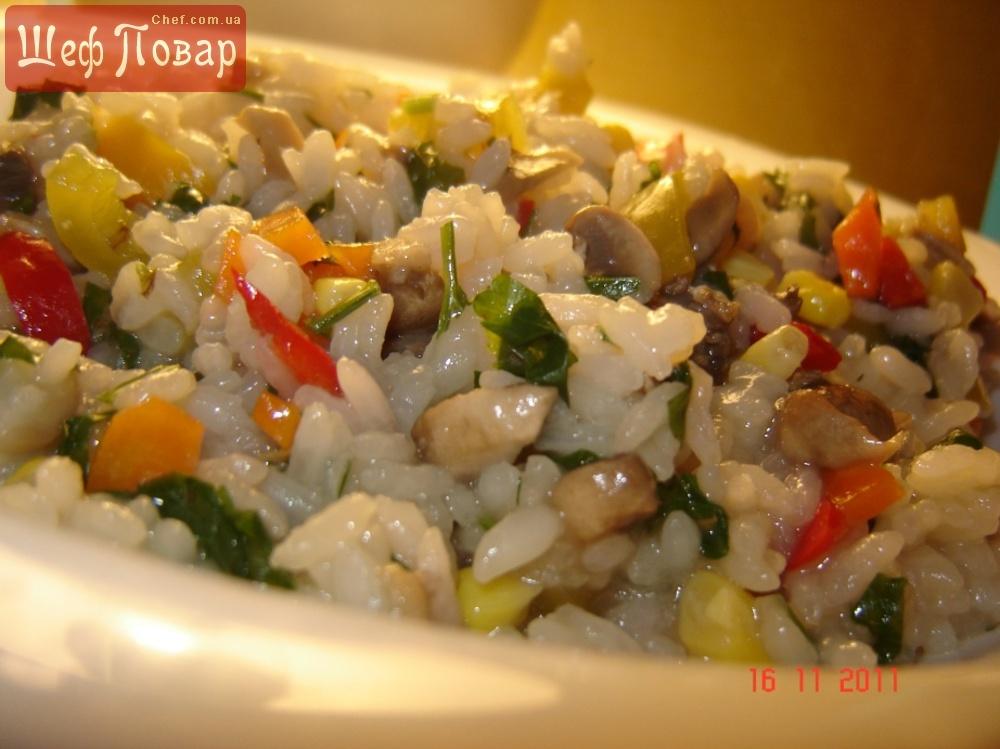 Рецепт рыба с грибами и сыром