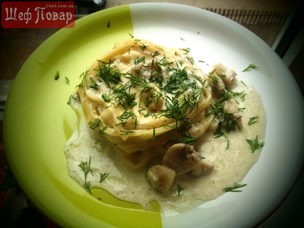 Картофельные гнезда с грибами рецепты с фото