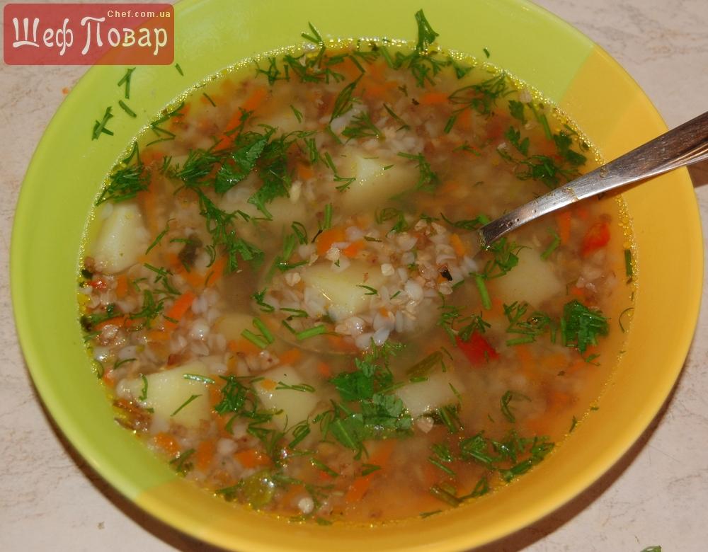 Супы постные рецепты с фото