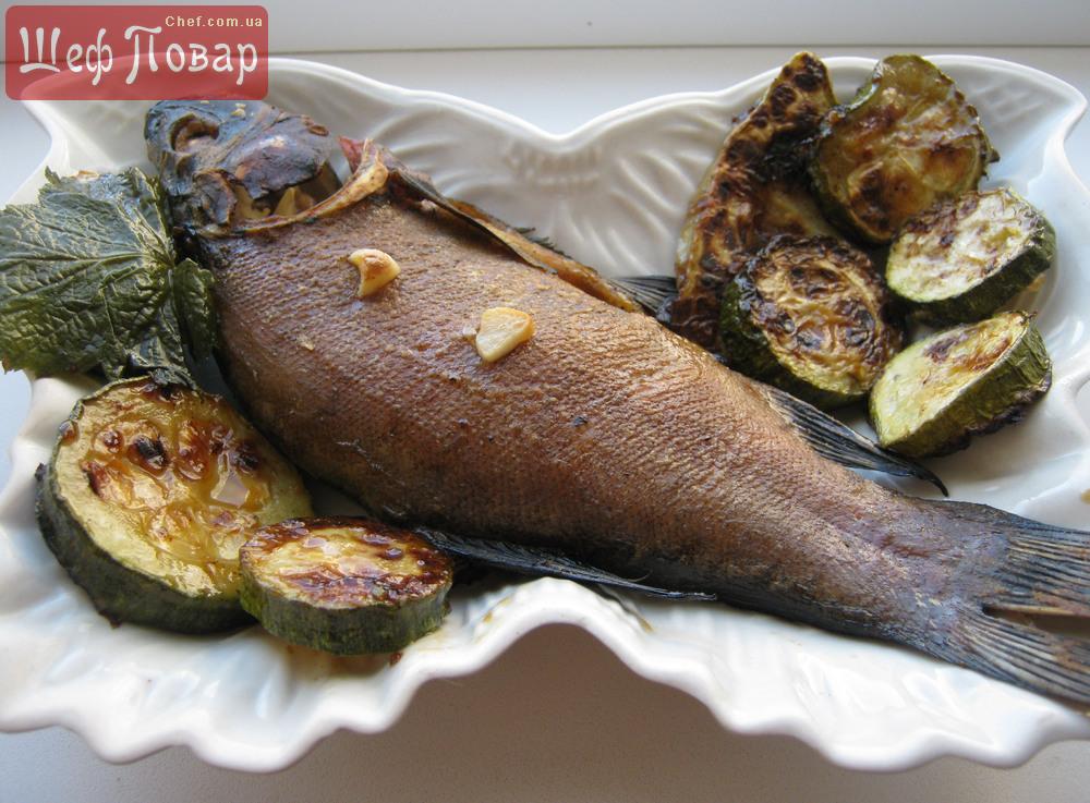 блюда из линя рецепт с фото