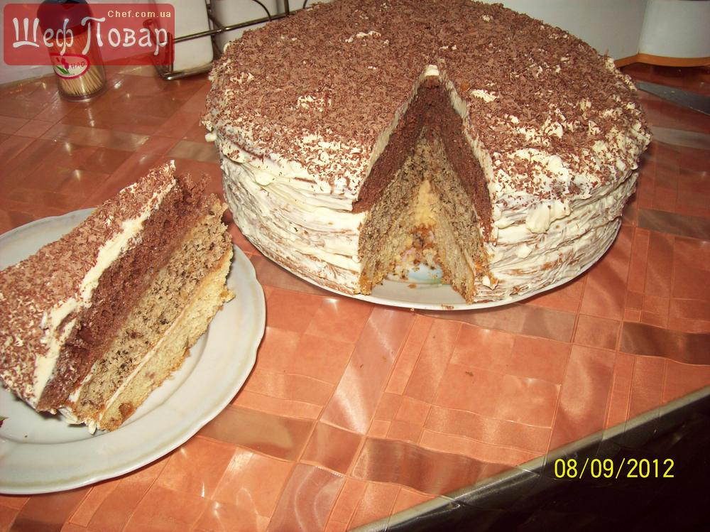 Домашние торты рецепты простые и вкусные