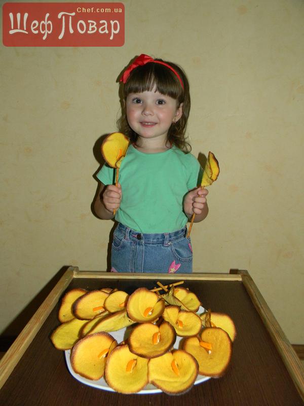 Торт апельсиновый рай рецепт с фото