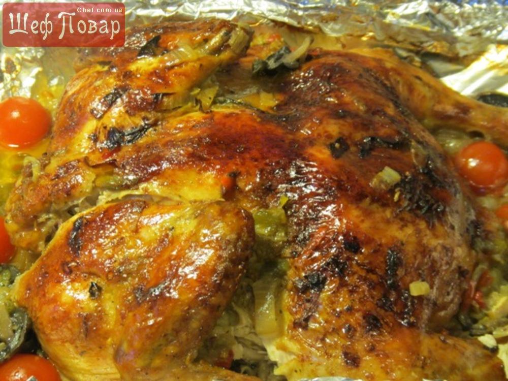 цыпленок рецепты с фото простые и вкусные