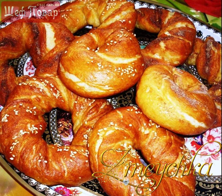булочки домашние сладкие рецепт с фото