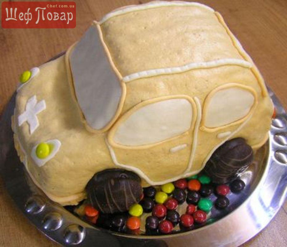 простые рецепты тортов для детей в домашних условиях