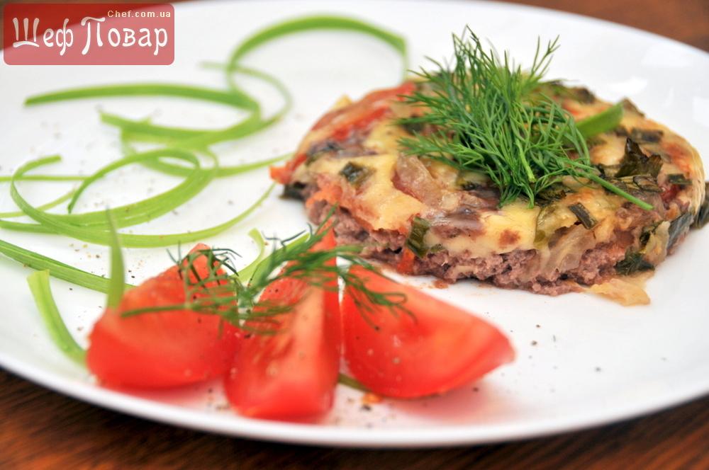 мясо по французски рецепт с фаршем фото