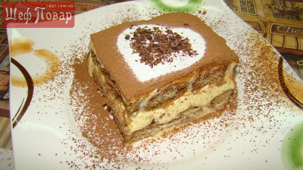Видео рецепты десерт