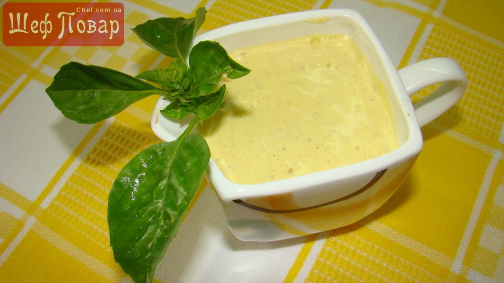Майонез в домашних условиях блендером рецепт горчичный порошок