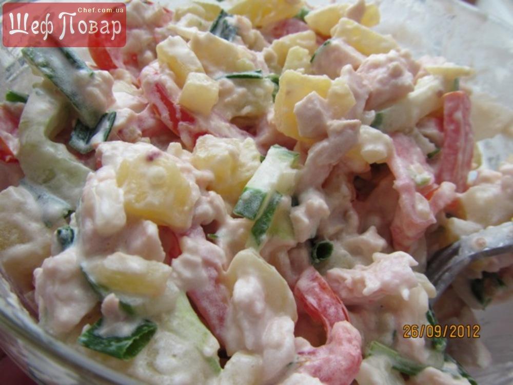 Вкусные но простые салаты рецепты с фото