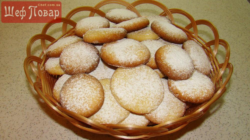 выпечка печенье рецепты с фото простые и вкусные