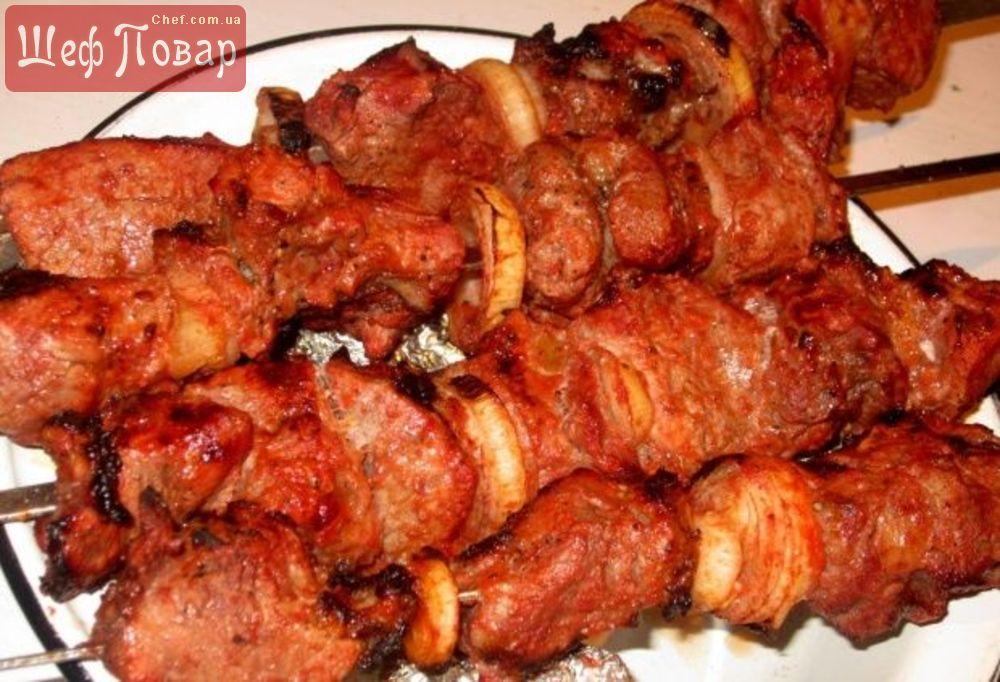 Мясо в тандыре рецепт