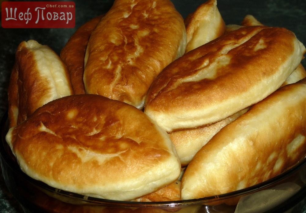пирожки с картошкой видео рецепты