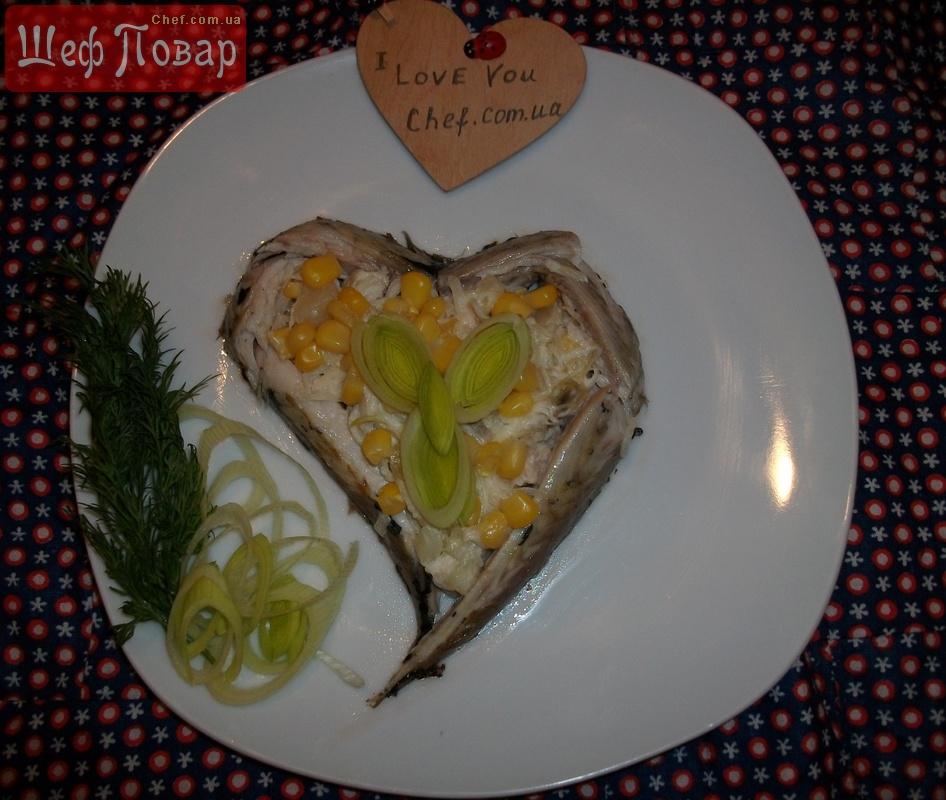 рыбный пирог из скумбрии рецепт с фото