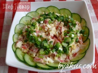 Новые вкусные салаты фото рецепты