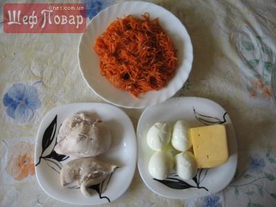 рецепты салатов с фото из челентано