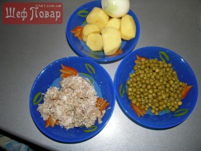 Рецепт супа из грибов и плавленных сырков рецепт