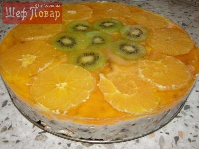 Желе фруктовое, рецепт