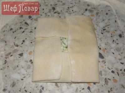Гезлеме - знаменитая турецкая лепешка, пошаговый рецепт с фото