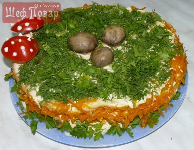 Рецепт торта сказка с фото фото торта
