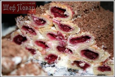 Монастырская изба торт