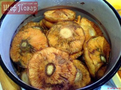 Солёные Рыжики, как закусон, у меня стоят на первом месте ...: http://www.chef.com.ua/recepty/Zakuski/soljonye-ryzhiki-kak-zakuson-u-menya-stoyat-na-pervom-meste-2075.html