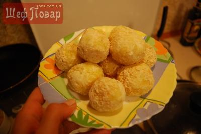 крокеты картофельные с сыром рецепт с фото