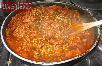 блюда с тушенкой фото рецепт