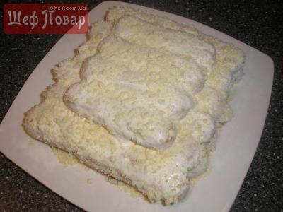 Видео по теме торт из печенья савоярди