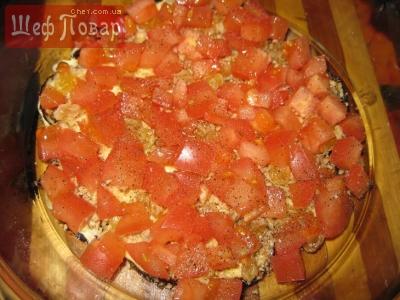 Совершенно необычный салат, но вкусный до безумия.