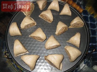 печенье улитка с корицей
