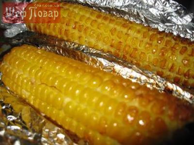 Нереально вкусная кукуруза