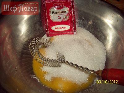 рецепты торт с заварным кремом поваренок