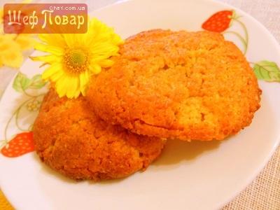Печенье «Овсяночка» по ГОСТу - рецепт с фото